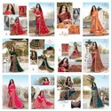Kalista Nagma Vichitra Silk Designer Embroidered Saree Catalog