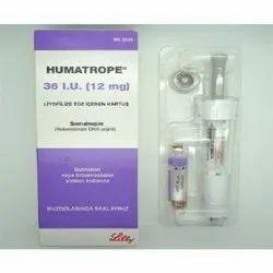 Humatrope 36  Iu  Pen  ( Somatropin, Rdna Origin, For Injection)