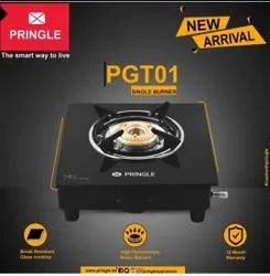 One Glass-Top Gas Stove Single Burner, Model Name/Number: PGT-01