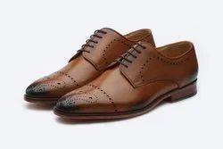 Brown Derby Casual Shoes, Size: 6 To 12