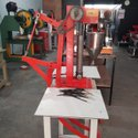 Manual Double Pedal Agarbatti Making Machine