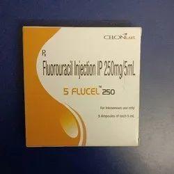 5 Flucel - Flurouracil 250 Inj