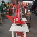Manual Pedal Type Agarbatti Making Machine