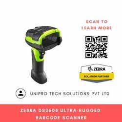 Zebra Ultra-Rugged Barcode Scanner