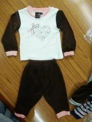 cotton Casual Wear THE FANCIER KIDS FULL SLEEVE T-SHIRT, Size: 1 - 3 years