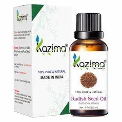 KAZIMA 100% Pure Natural & Undiluted Radish Seed Oil