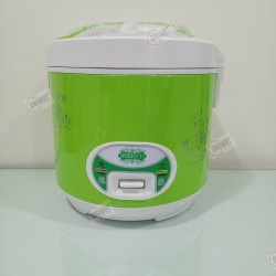Perfect Multipurpose Deluxe Electric Rice Cooker Model No.pt-28, For Home, Capacity: 2.8 Ltr