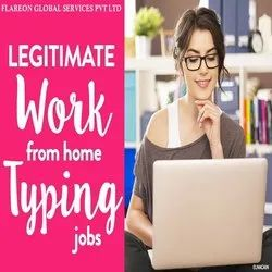 Home Based Data Entry Work