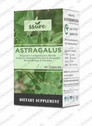 Ssure Astragalus Capsule for Cardiovascular Strength