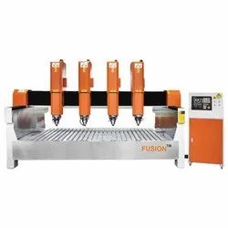CS3014-4 Stone Cutting & Engraving CNC Router Machine (4 Head)