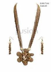 Fusion Arts Western Necklace Set