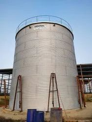 Zincalume Steel Water Storage Tanks