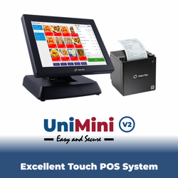 Affordable Touch POS System