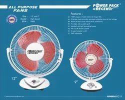 Table Fan ( Powerpack Decent), 300 Mm