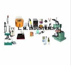 Semi Automatic LED Bulb Making Machine