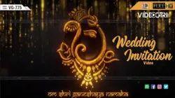 Digital Wedding Marriage Invitation Video Shaadi Invitation