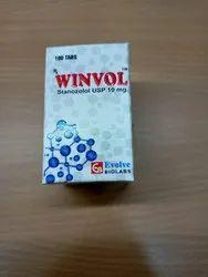 Stanozolo USP 10 mg