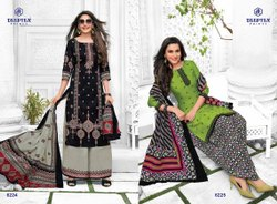 Printed Ladies Readymade Dress, Size: Medium