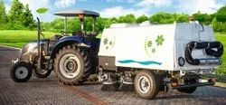 Tractor Mounted Vaccum Sweeper