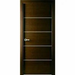 Springwood Brown Designer Laminated Doors, For Home