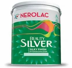 Nerolac Beauty Silver Silky Finish Interior Emulsion Paint
