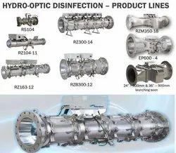UV Water Treatment : PharmaGuardTM Hydro-Optic Solutions