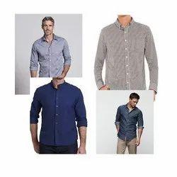 Kriscan Cotton Untucked Shirt