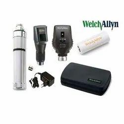 Welch Allyn Retinoscope & Ophthalmoscope Set 3.5V