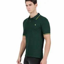 Gunja Textiles Plain Polo Shirts