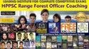Hp Range Forest Officer Coaching In Chandigarh