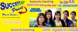 Accounts Coaching Services