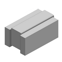 Cement Fly Ash Interlocking Bricks