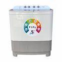 8.0 Kg Feltron Tuffen Glass Semi Automatic Washing Machine