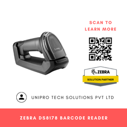 Zebra DS8178 Handheld Barcode Scanner