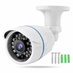 4 MP HD Security Dome Camera, For Outdoor Use, Camera Range: 20 m