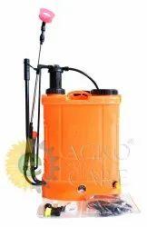 Battery Operated 2-In-1 Knapsack Sprayer