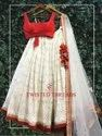Present Georgette With Heavy Embroidery Lahenga Choli