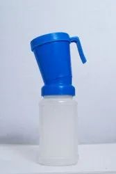 White Plastic Dip Cup, Size: 300ML