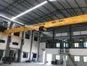 Single Girder EOT Cranes