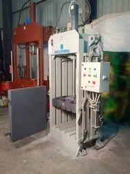 Single Cylinder Scrap Baling Press Machine