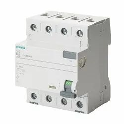 SIEMENS RESIDUAL CURRENT CIRCUIT BREAKER(RCCB)