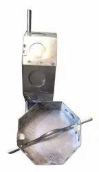 Steel Celling Mounted GI Fan Box