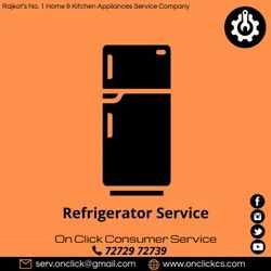 Refrigerator Service, For Domestic And Commercial, Automation Grade: Fully Automatic