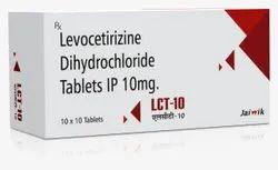 Levocetirizine 10 Mg Tablets