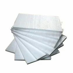 Normal EPS Rectangle Thermocol Sheet, Thickness: 15 Mm