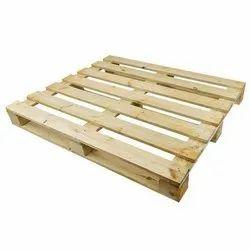 100 Kg Wooden Pallet