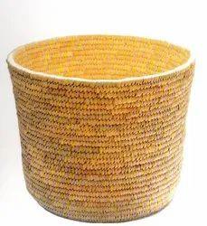Handicraft Sabai Sea Kauna Grass Basket Holder