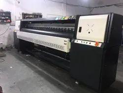 Konica High Speed Flex Printing Machine