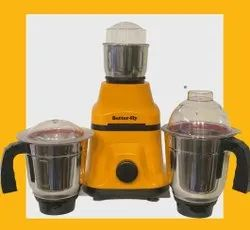 orange Mixer Grinder BetterFly, For Wet & Dry Grinding, 750 W