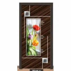 Digital Printed Laminated Door